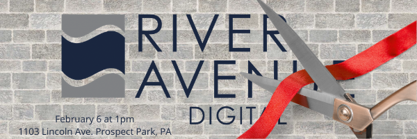 cutting the ribbon river avenue digital