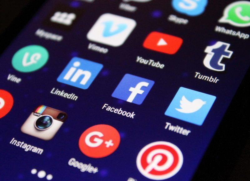 smart phone gain social media followers River Avenue Digital