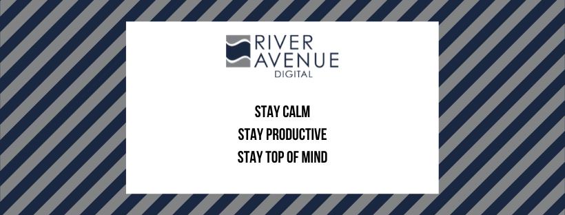 river avenue digital stay calm